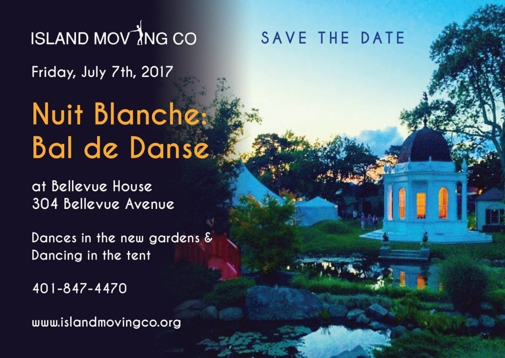 IMC Nuit Blanche Bal de Danse Save the Date 2017-1